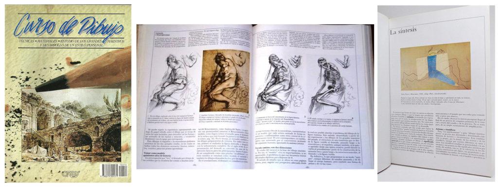 Curso de dibujo por fascículos